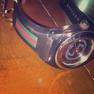 Gucci Wrist Watch | Black